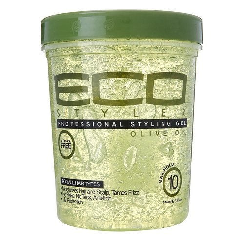 ECOCO Eco Style Gel, Olive,(2 Pack of 32 ()