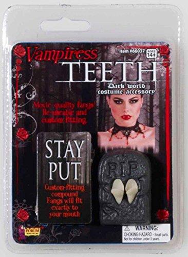 Vampiress Fangs