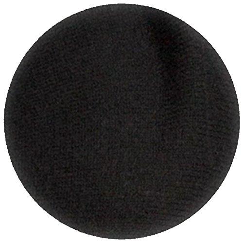 Anna Kristine Asymmetrical 100% Cashmere Draped Poncho Topper - Midnight Black