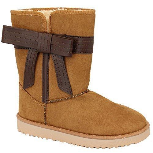 Générique Botas de nieve damas zapatos para mujer polar Sherpa nudo a Botines Tobillo Doublé invierno Neuf, Verde (Kaki - CM1683), 37: Amazon.es: Zapatos y ...