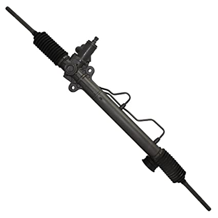 amazon com: detroit axle complete power steering rack and pinion assembly  for hyundia tucson & kia sportage: automotive