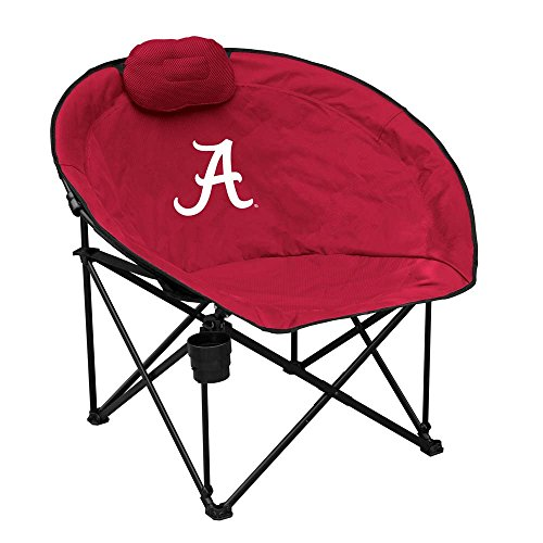Logo Brands NCAA Alabama Squad Chair, One Size, Multicolor