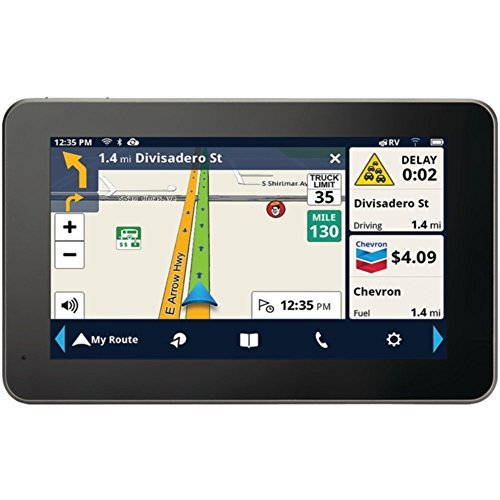 MAGELLAN RV9490SGLUC RoadMate(R) RV 9490T-LMB 7 GPS Receiver with Free Lifetime Map & Traffic Updates Consumer Electronics by Magellan