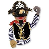Melissa & Doug–Los niños de la marioneta de pirata