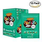 Nuttzo Organic Power Fuel 2GO Seven Nut and Seed Butter Squeeze Pack, 40 Pack