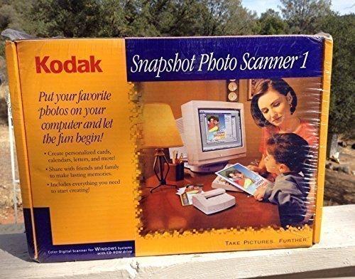 KODAK Snapshot Photo Scanner 1 by Kodak