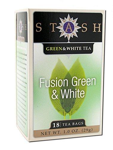 Stash Tea Tea Fusion Grn & White