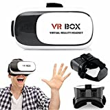 Voltac  VR BOX 2.0 Virtual Reality Glasses, Hottest 3D VR Headsets for 4.7~6 Inch Screen Phones iphone 4S, iphone 5s, IPhone 6 / 6 S , Samsung LG Sony HTC, Nexus 6Oneplus Moto etc - Inspired by Google Cardboard. Model 364913