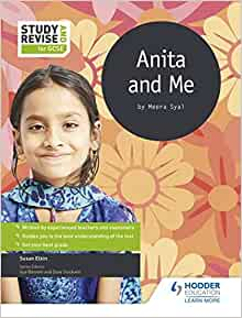 Anita and me: york notes for gcse (9-1) ebook by steve eddy.