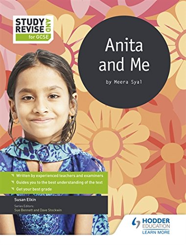 York notes for gcse: anita and me, 1st, eddy,steve | buy online at.