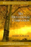 My Devotional Companion, Jeffrey A. Rasche, 0687651549