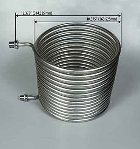 Large Stainless Steel HERMS Coil by Blichmann Engineering (Image #3)