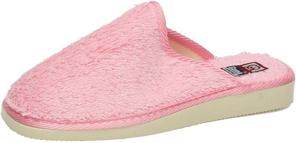 GEMA GARCIA 409 Zapatillas DE Rizo Mujer Zapatillas CASA Rosa 41: Amazon.es: Zapatos y complementos