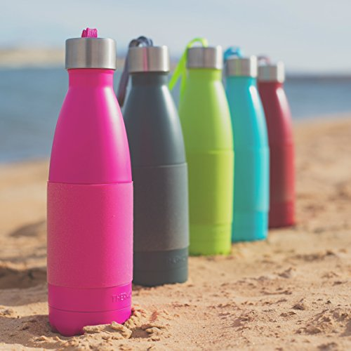 Thermo Tank Insulated Stainless Steel Water Bottle Ice