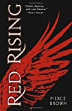 Book cover from Red Rising by Pierce Brown