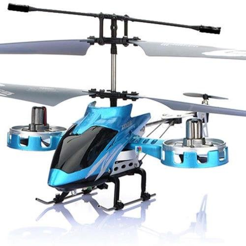 AVATAR Z008 4CH 2.4G Metal RC Remote Control Helicopter LED Light GYRO RTF UP (Avatar Masks)