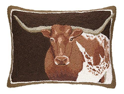 Peking Handicraft Longhorn Hook Pillow