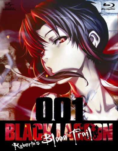 BLACK LAGOON Roberta's Blood Trail 001