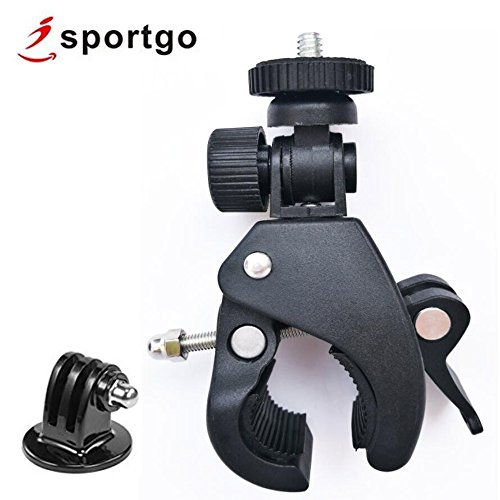 iSportgo Camera Clamp Mount Gopro Mount for Cameras Video Lights Monitors gopro hero.