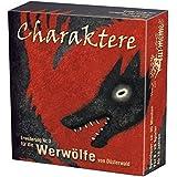 Lui-meme 001821 - Die Werwölfe von Düsterwald - Charaktere