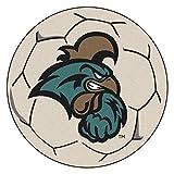 Fanmats 3696 Coastal Carolina Soccer Ball, Team Color, 27'' Diameter
