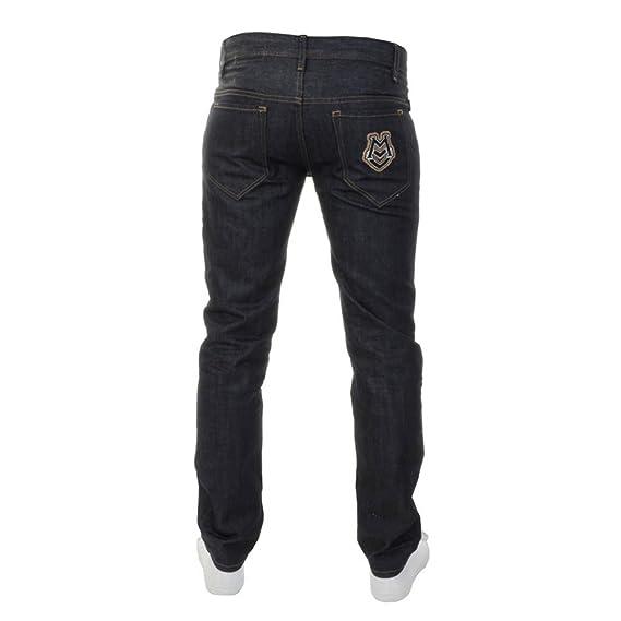 d41b249d1a Love Moschino Indigo Denim Jeans - MQ156 8E (W34): Amazon.co.uk ...