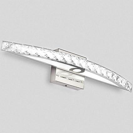 Amazon.com: Luces LED de tocador sobre espejo 27,5 pulgadas ...