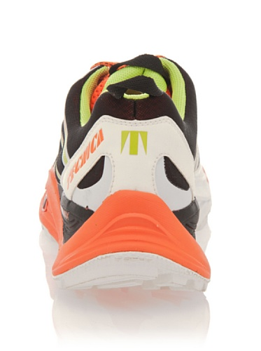 DEMON MAX MS - 8, ARANCIO-LIME