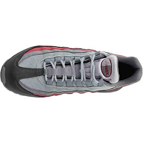 Nike Scarpe Ginnastica Grey Cool da Air Max 95 Wolf Essential Grey Uomo Anthracite Grigio rnwrHqIY