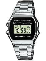Casio Herren-Armbanduhr Collection A158WEA-1EF