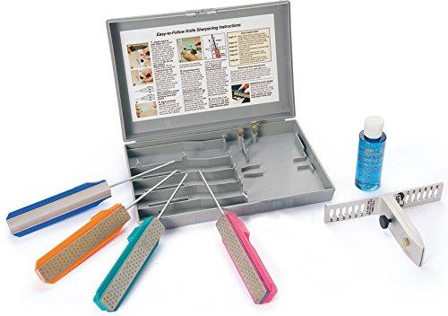 Gatco 10004 4-Diamond sharpening - Gatco Knives
