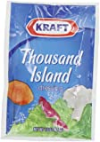 Kraft Thousand Island Salad Dressing, 1.5-Ounce Pouches (Pack of 60)