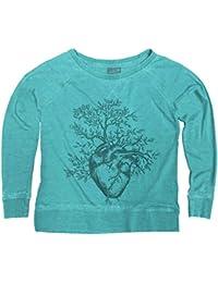 Sprouting Heart Shirt   Spirit Animal ZEN Garden Mystic Truth Vintage Fashion T