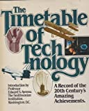 img - for The Timetable of Technology book / textbook / text book
