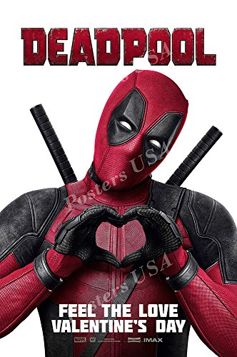 Posters USA - Marvel Deadpool Movie Poster GLOSSY FINISH - F