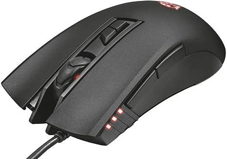 E-Blue ottico USB Gaming Mouse 4.000 DPI 6.000 fps Illuminazione in cinque colori