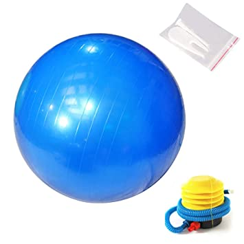DCRYWRX Balón De Yoga (Tamaños Múltiples), Balón De Fitness ...