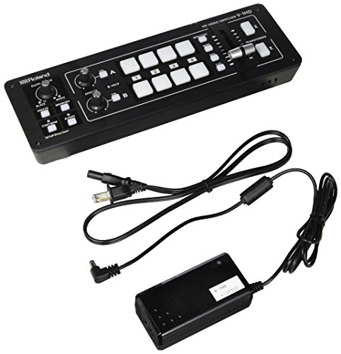 Price comparison product image Roland V-1HD HD Video Switcher