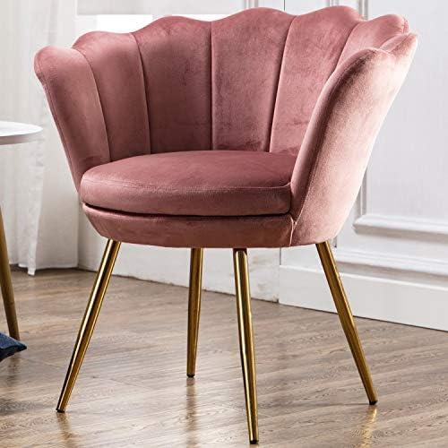 Reviewed: Velvet Upholstered Living Room Lounge Chair