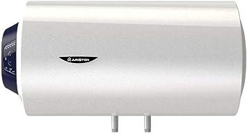 Oferta amazon: Ariston Termo eléctrico BLU1 Eco Horizontal 100 litros           [Clase de eficiencia energética B]
