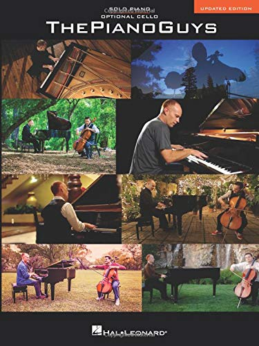 The Piano Guys - Solo Piano Optional Cello (All Of Me Piano Guys Sheet Music)
