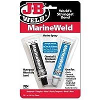 JB Weld JB8272 Marine Weld Waterproof 2 Part Epoxy Adhesives