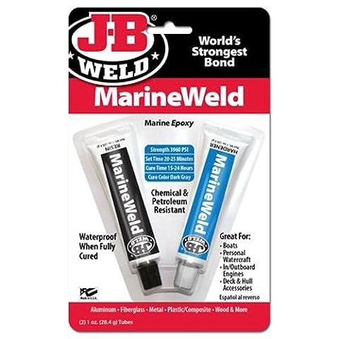 J-B Weld 8272 MarineWeld Marine Epoxy - 2 oz. - B&h Cart