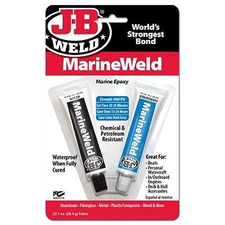 J-B Marine Weld - Adhesivo epoxi J-B Weld 8272