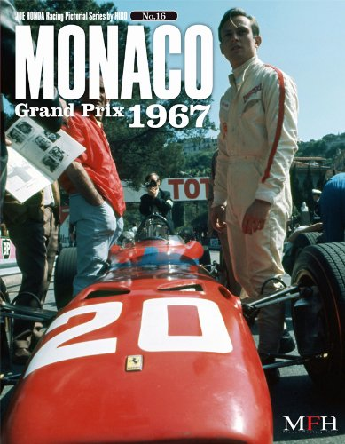 Prix Grand Monaco Racing - Monaco Grand Prix 1967 (Joe Honda Racing Pictorial Series By Hiro No.16) [Mook]