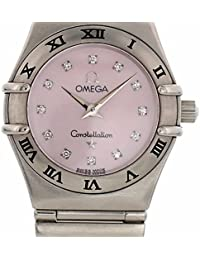 Constellation quartz womens Watch 1566.56.00 (Certified Pre-owned)
