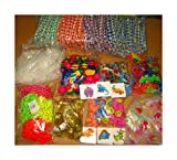 1440 TOYS, 10 GROSS, FINGER TRAPS, GOLD COINS, EARRINGS, PARTY FAVORS