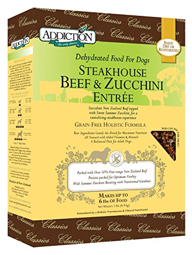 Addiction Grain Free Dehydrated Dog Food