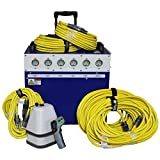 Bed Bug Heater System, Contains All Equipment for Heat Treatment of Bed Bugs, Gets Rid of All Bed Bugs in A Single Room, Any Size Mattress, 6-110V, BK-10