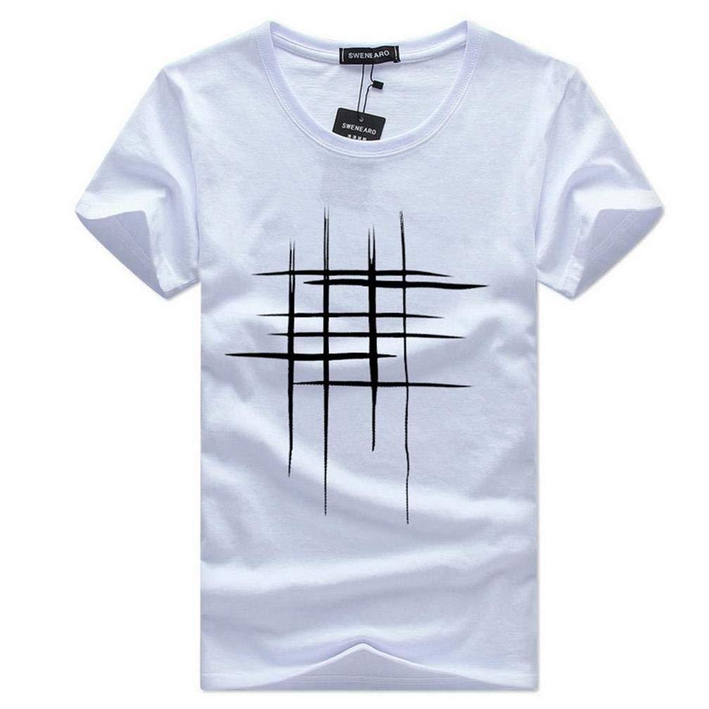 Line S T Shirt Printing Short Sleeve Tee